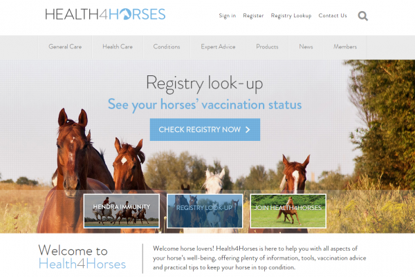Health 4 Horses